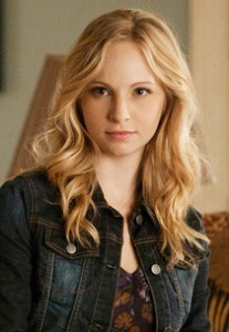 The Vampire Diaries -- â??Down the Rabbit Holeâ? -- Pictured: Candice Accola as Caroline -- Image Number: VD414a_0122.jpg -- Photo: Annette Brown/The CW -- © 2013 The CW Network, LLC. All rights reserved.