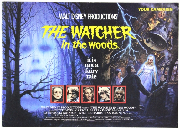 watcher int he woods