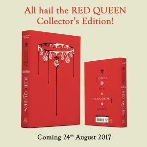 Red Queen Collector_s Edition