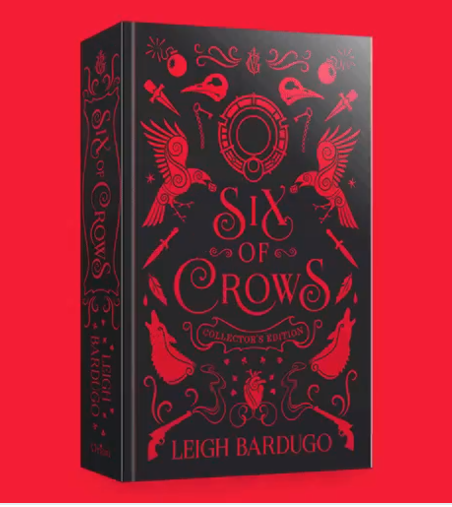 Six of Crows Collector's Edition-Front